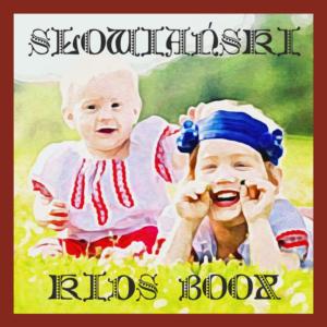 słowiański kids boox