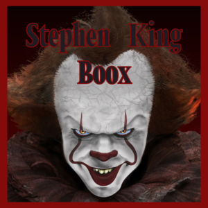 Stephen King Boox