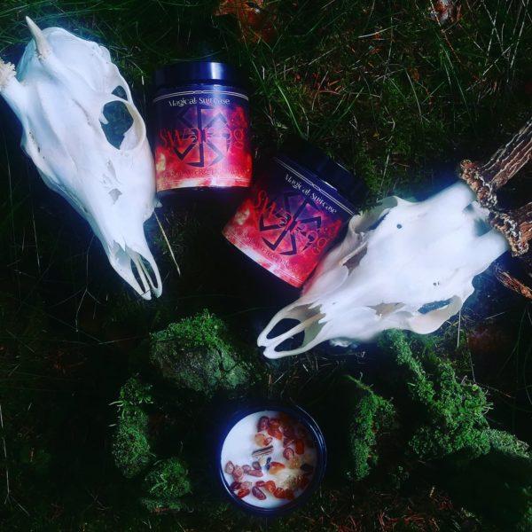 Świeca Swaróg - Magical Suitcase Candle