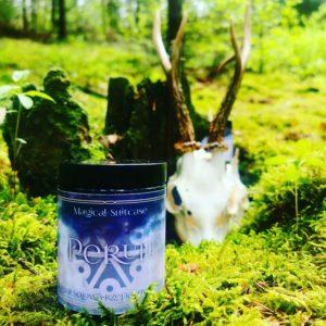 Świeca Perun - Magical Suitcase Candle