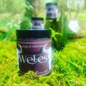 Świeca Weles -Magical Suitcase Candle