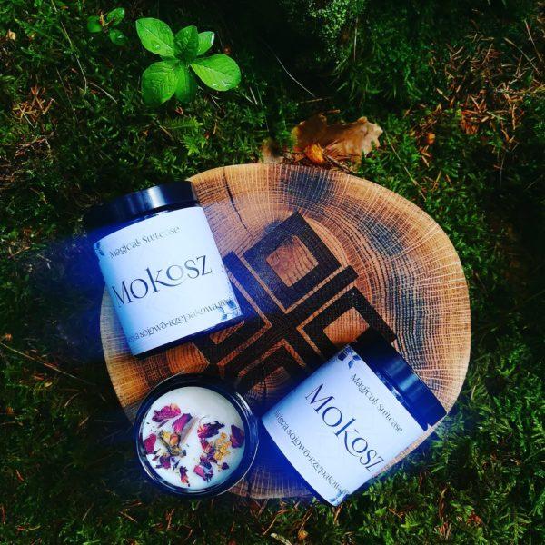 Świeca Mokosz - Magical Suitcase Candle