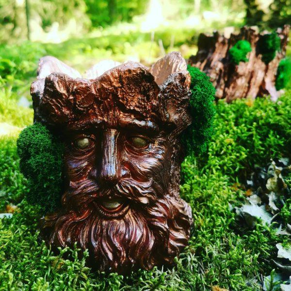 Świeca - Leszy, opiekun lasu2