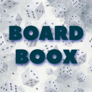 Board Boox - Gry bez prądu