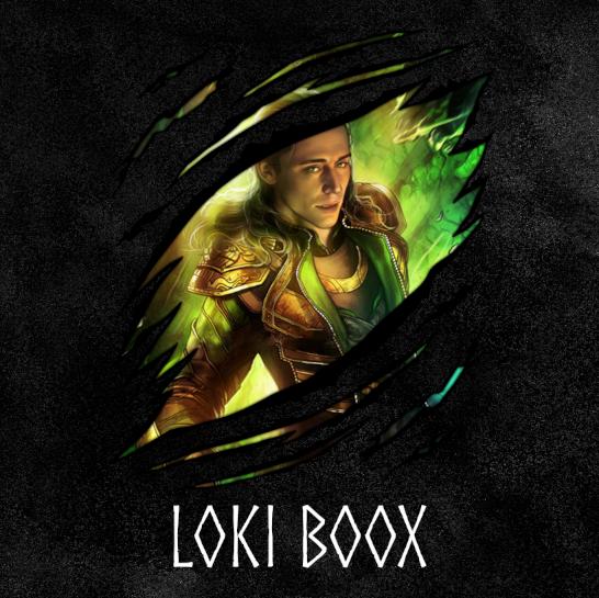 Marvel Loki Box - Listopad