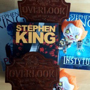 Drewniana podpórka - Stephen King Overlook