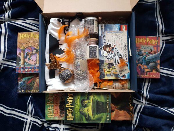 Harry Potter box marzec 2019